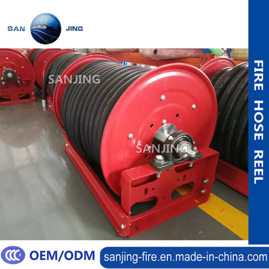 Heavy Duty Manual Live Fire Hose Reel Drum & China Heavy Duty Manual Live Fire Hose Reel Drum - China Fire Hose ...