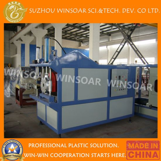 Automatic Rr Type Rubber Ring PVC Pipe Socketing Machine