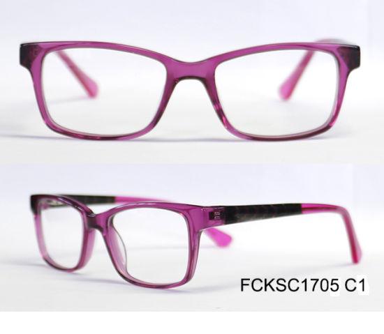4af7c4b85c90b Popular New Design Eyewear Eyeglass Kids Frames Optical Glasses Frame  pictures & photos