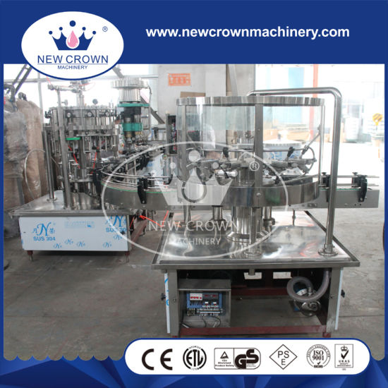 Linear Bottle Beer Filling Machine pictures & photos