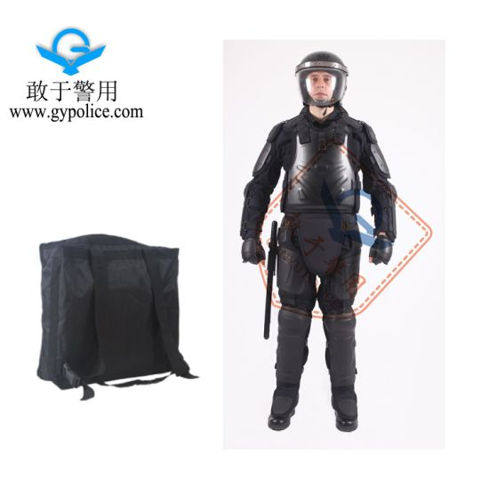 Riot and Stab Resistant Suit and Self Defense Gear