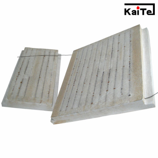 Heat-Resistant Ceramic Fiber Electric Heating Module pictures & photos