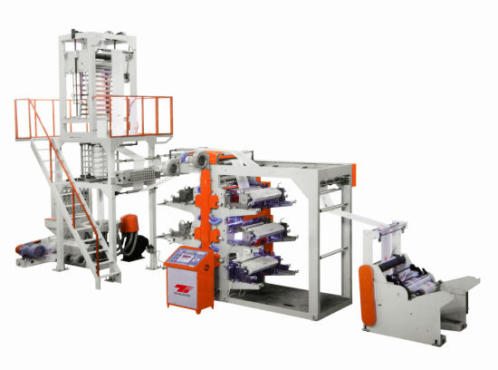 Automatic Extruder and Printing Machine