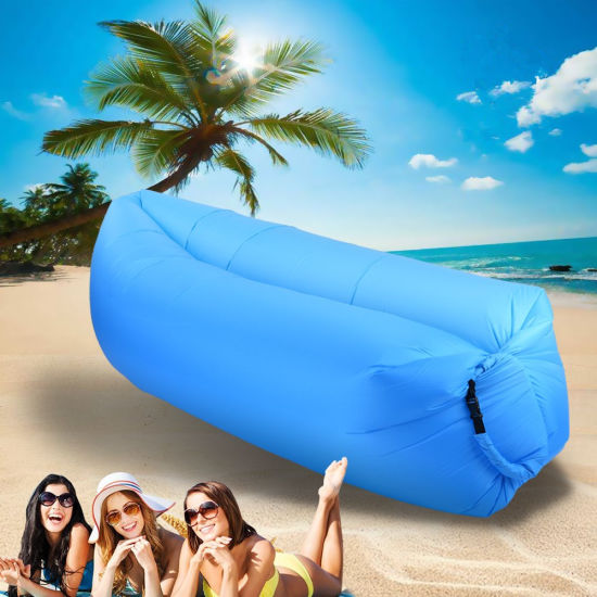 Export Supplier of Outdoor Inflatable Air Chair Sofa Bed pictures & photos