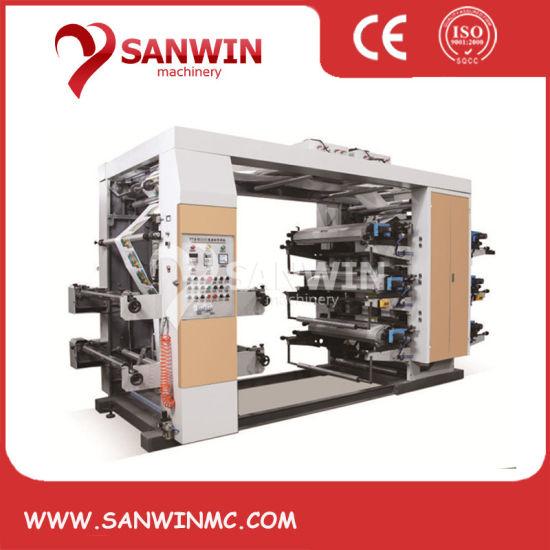 Multi-Color Flexo Printing Machine