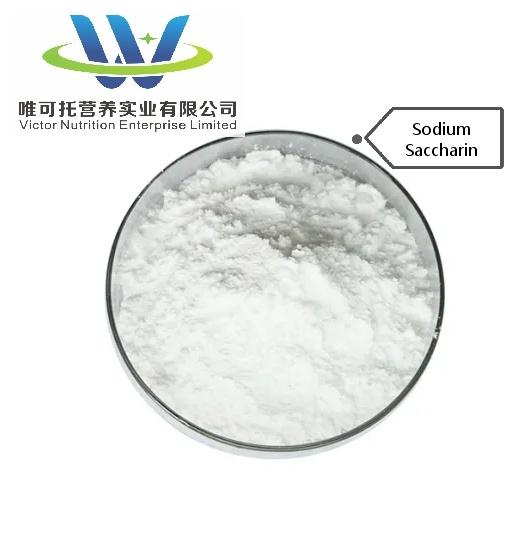 Sodium Saccharin/Food Additive/CAS: 128-44-9
