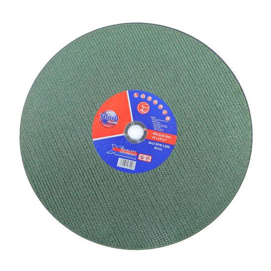 Abrasive Depressed Center Steel Cutting Wheel/Resin Bonded Cut off Wheel