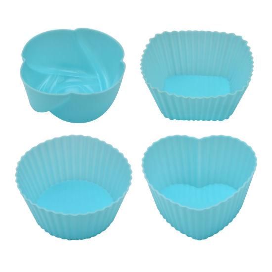 Silicone Cupcake Baking Molds Kitchen Cooking Bakeware Maker DIY Tools