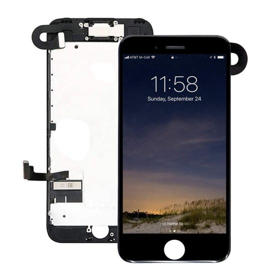 Top Quality Mobile Phone LCD with Touch Screen for iPhone 5 5s 6 6s 7 8 11