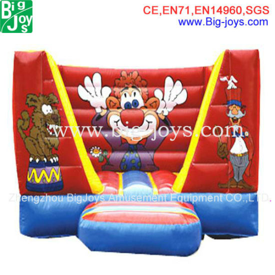 Cheap Inflatable Bouncer Playground, Kids Inflatable Bouncer (BJ-B02) pictures & photos