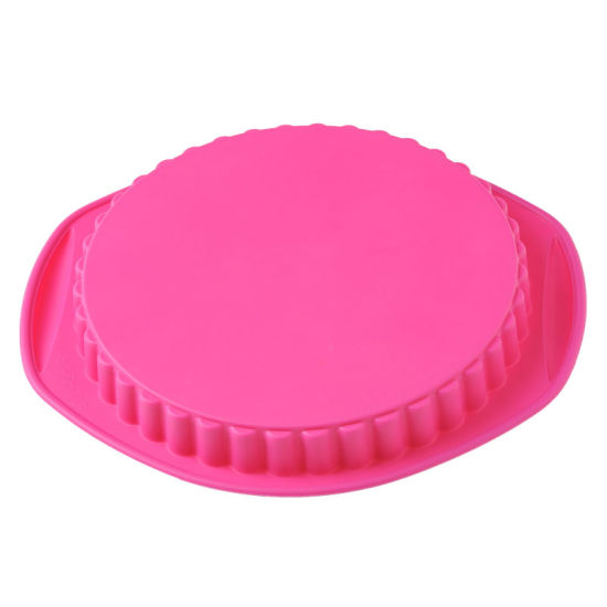 Heat Resistant Pop Bakeware Silicone Loaf Pan for Bread