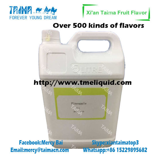 High Tobacco Flavour Juice Concentrate for Wholesale Flavor Nicotine E Liquid pictures & photos