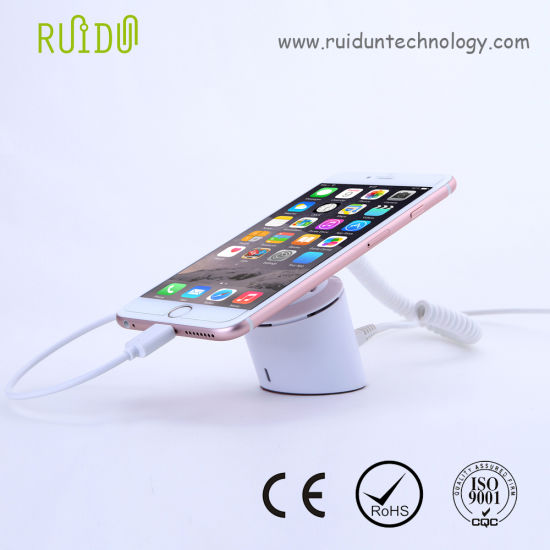 China Retail Merchandising Security Solutions Mobile Phone Security Extraordinary Merchandising Display Stands