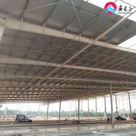 Economical and Practical Steel Structure Warehouse