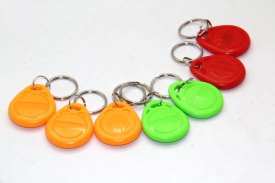 RFID Keyfob/ Keychain/ Keytag in Access Control F08 Smart Card