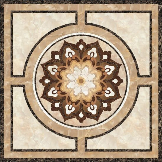 China Painting Porcelain Floor Tiles