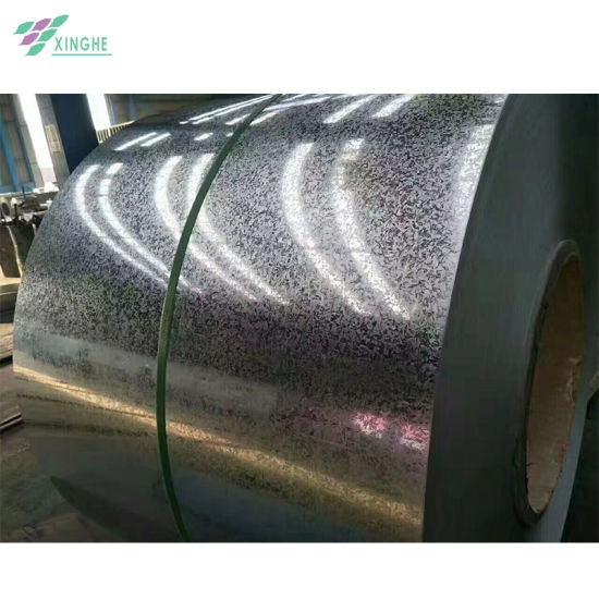 Gi Galvanized Iron Coil Dx51d Z275 Galvanized Steel Coil