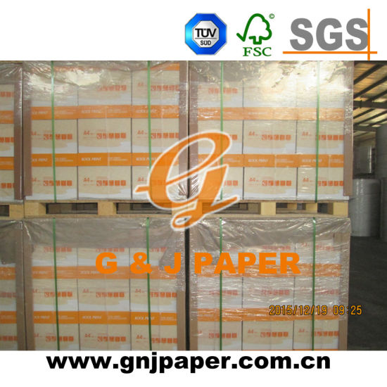 Good Quality Neutral Packing 70gr 80gr A4 Copier Paper pictures & photos