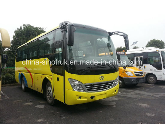 China Hot Sale Latest 8 4m Public Transit City Bus with 37