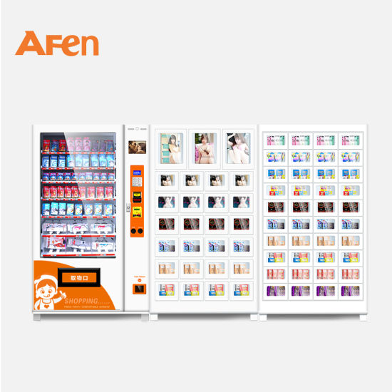 Afen Self Automatic Capsule Toy Vending Machine