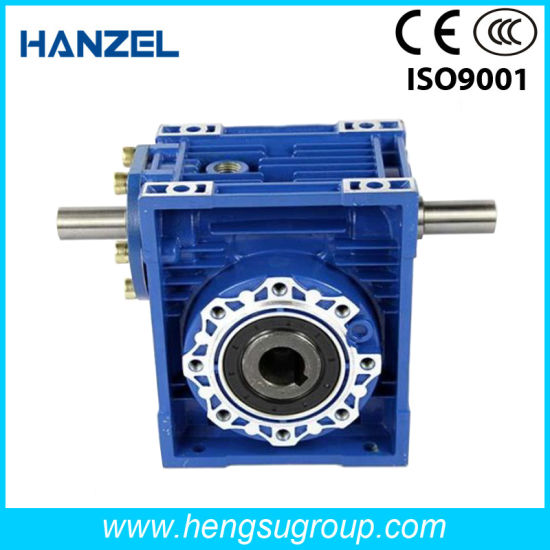Nrv Vs Worm Gearbox Reducer Speed for Conveyor