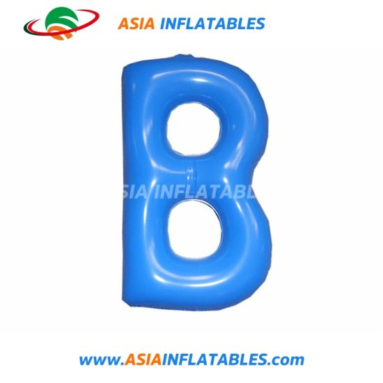 Commercial LED Inflatable Letter Logos for Advertisement