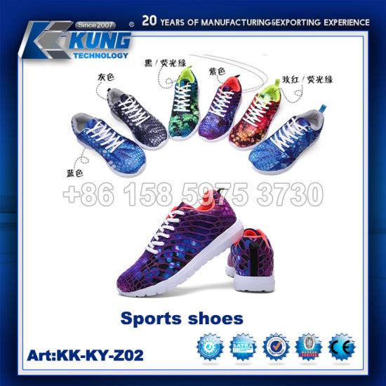 Wholesale Factory Men Fashion Sport Shoes 2018 Good Quality for Sport Shoe