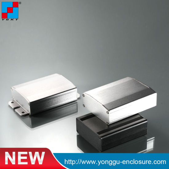 Extruded Aluminum Project Enclosures Industry Control Box for Electronic