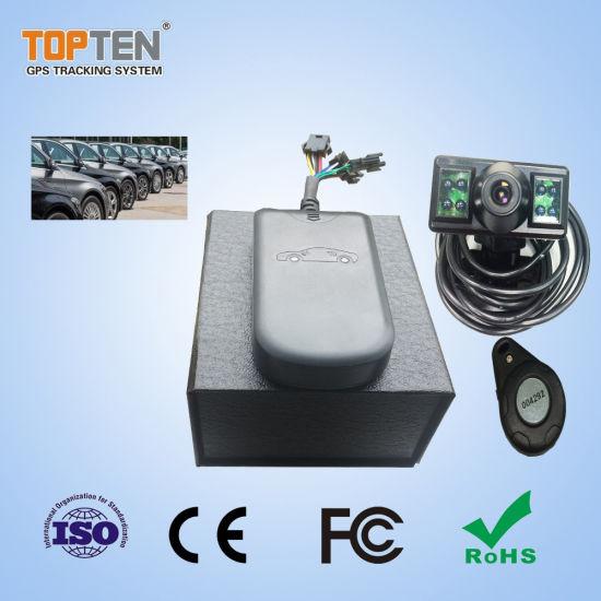 Lock Unlock Car Door Alarm 3G GPS Tracking System with Free Mobile APP Gt08-Ez
