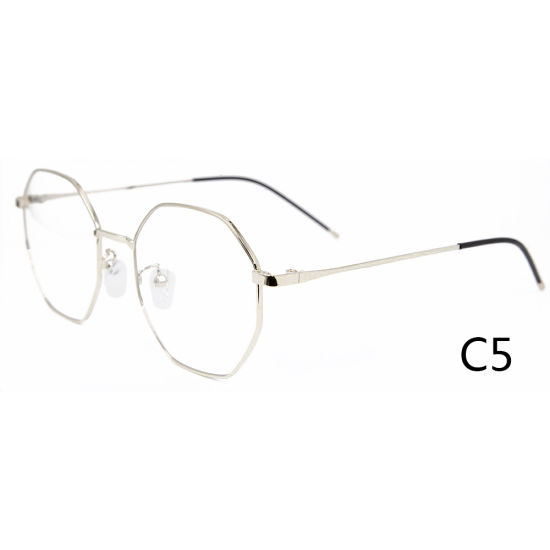 be4b0c05df High Quality Latest Glasses Frames for Girls Metal Spectacle Eyewear Optical