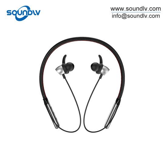 e09912b32f3 OEM Magnetic Waterproof True Wireless Neckband Mobile Bluetooth Earphone