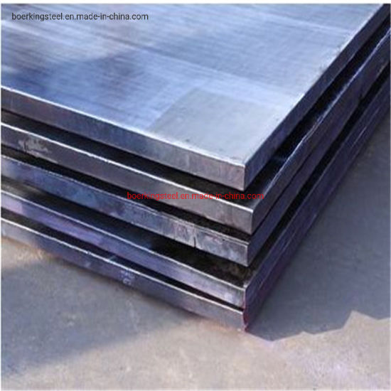 S355 14/16/18/20~60mm Thick Hot Rolled Carbon Steel Plate