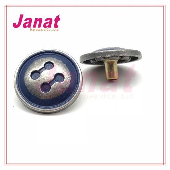 China Newest Design Metal Snap Button Snap Fasteners - China Button