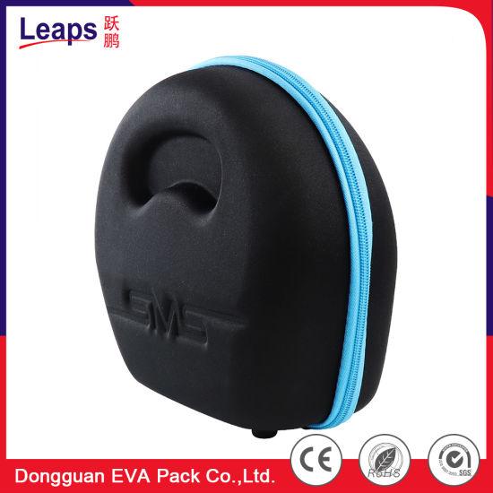 Headphone Black Hard Storage Tool Specialized Box EVA Case