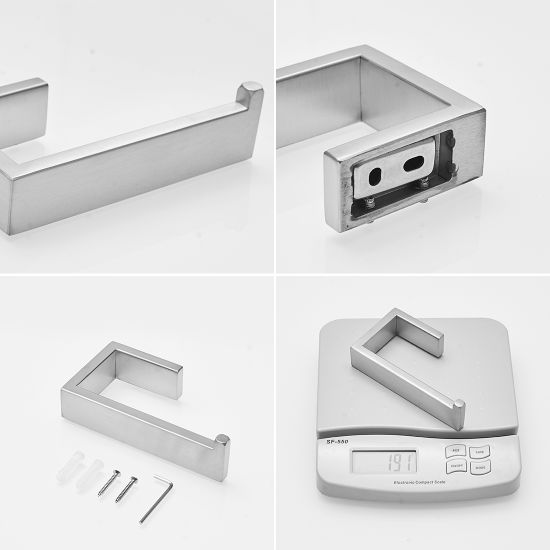 Flg 304 Stainless Steel Warehouse Bathrooom Accessories Sets