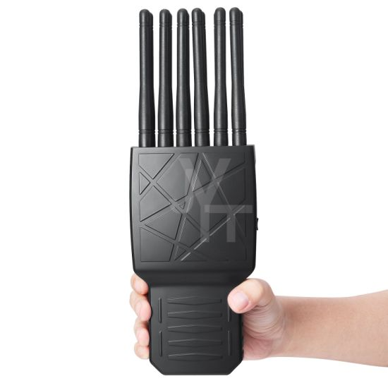 Newest 12 Bands All in One 5g GSM WiFi GPS RF Signal Jammer Signal Blocker pictures & photos