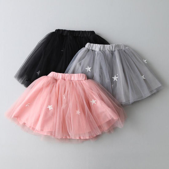 Pure Colors Design Fashion Summer Kid Baby Tutu Skirt