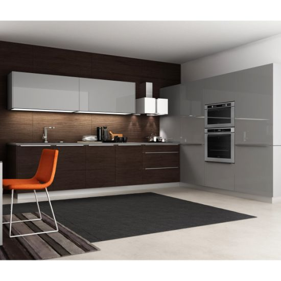 China Wholesale Home Furniture Kitchen Cabinet Cupboards Integrated Kitchen Cabinets Design