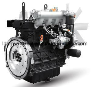 Raywin Water Cooled Diesel Engine for Gensets (4D24 18.5kw-33.5kw) pictures & photos