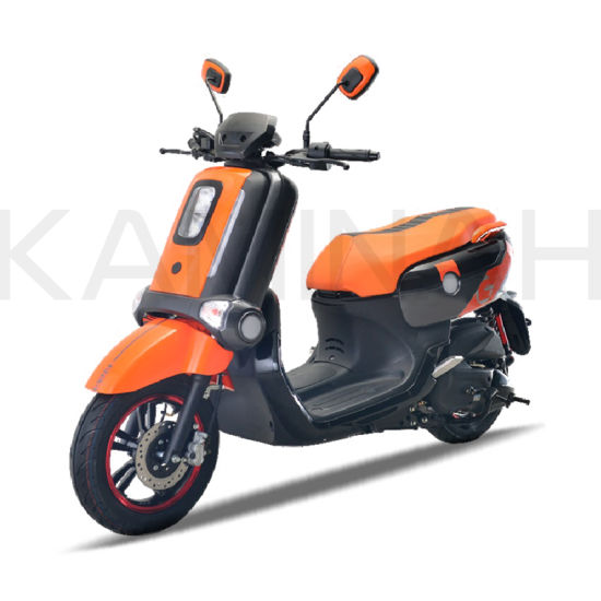 China 110cc Gas Scooters Motorbike Motorcycle Gasoline Scootere Cool pictures & photos