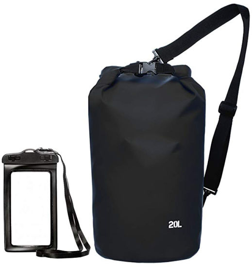 10L 20L PVC Tarpaulin Wholesale Custom Logo Waterproof Dry Bag