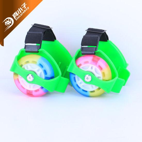 China Two-Wheel Adjustable Flashing