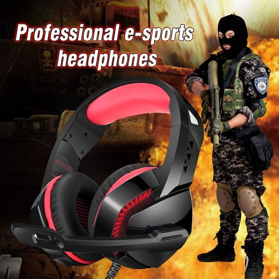 H3 Gaming Headphone Stereo Sound Gaming Headset for PS4 xBox with Mic