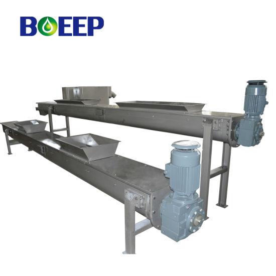 China High-Quality Material Screw Feeder and Shaftless Screw
