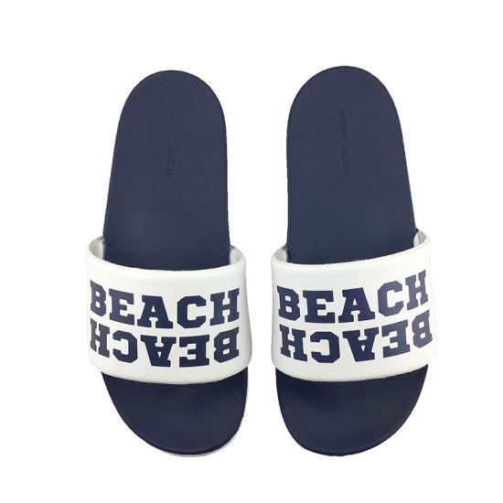 New Model Men Casual Home Slippers Comfortable, Jinjiang Soft Sole Slippers Comfort Sandals, Custom Slide Sandal Indoor Slipper