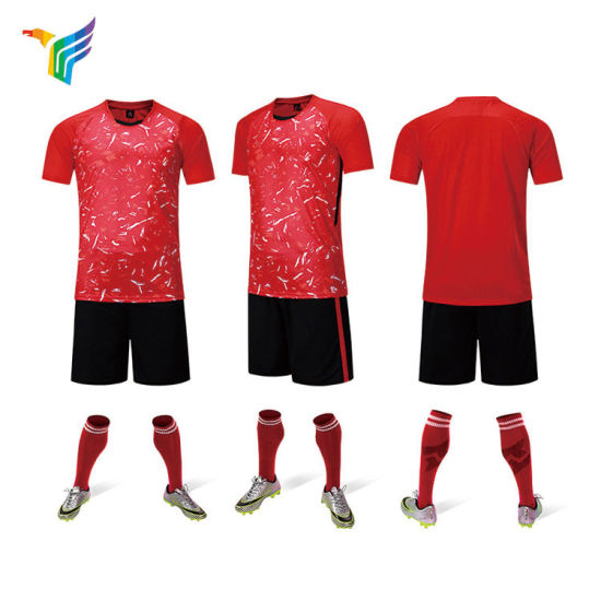 brand new 77ff7 87057 China New Football Shirt Club Polyester Hot Club Soccer Wear ...