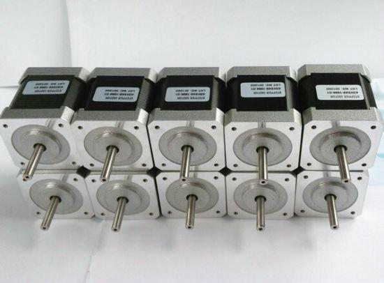 JK42HS48-1684 1.8 Degree 42mm 12V NEMA17 2 Phase Hybird Stepper Motor