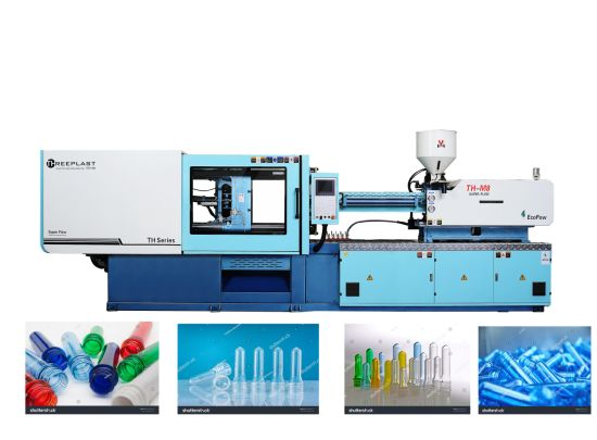 Pet Bottle Making Preform Injection Molding Machine for Pet Bottles