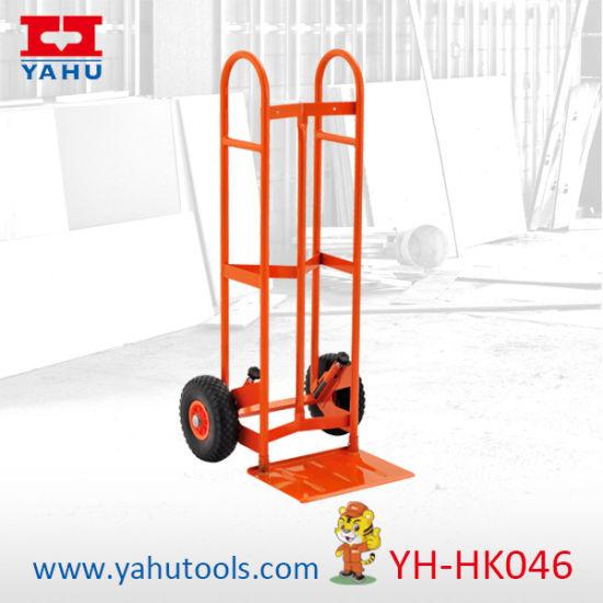 Heavy Duty Hand Truck Sack Truck Dolly Hand Trolley Yh-HK046