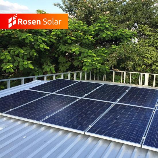 China Rosen 8kw Solar System Price Installation 8000watt Solar Kit Off Grid China Off Grid Inverter 8kw Solar Power System